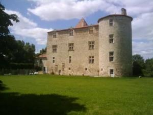 Chateau-de-fources