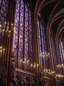 Saint Chappelle Paris small