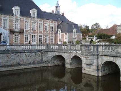 Chateau d'Etoges - Champagne