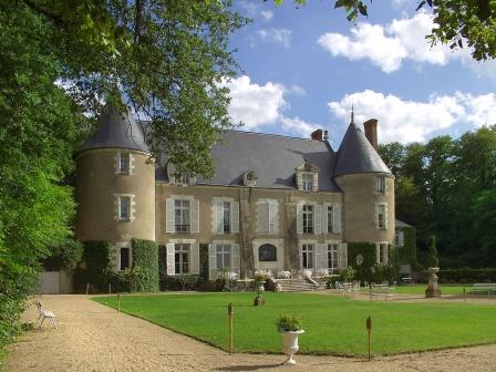 Chateau de Pray - Loire