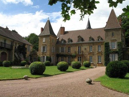 Chateau de Vaulx - Burgundy