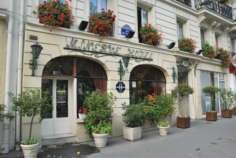 Hotel-Minerve - Paris (left bank)