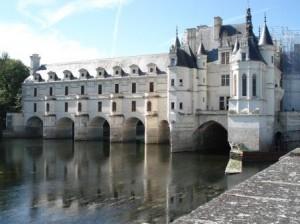 Loire-chenonceau-chateau