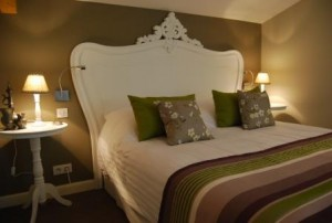 chambre Double XL - Hotel Edward 1er - Monpazier - Dordogne - France