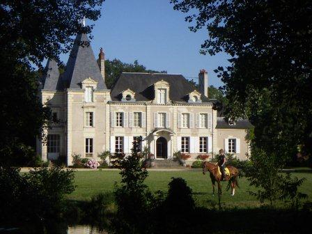 Chateau de la Countanciere  - Loire