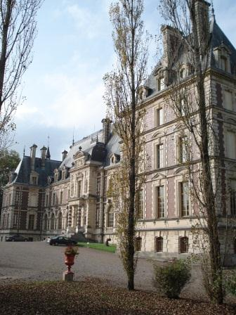 Chateau de Villersexel - France Comte