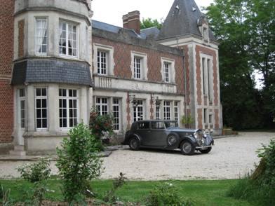 Chateau d'Omiecourt - Picardie (WW1 Area)